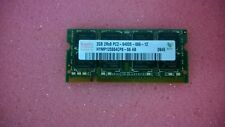 Hynix HYMP125S64CP8-S6 2GB 2Rx8 PC2-6400S SO-DIMM