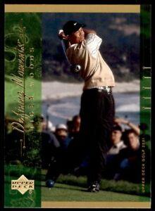 2001 Upper Deck #124 Tiger Woods DM NM-MT *251