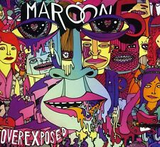 Maroon 5 - Overexposed [New CD] Clean , Deluxe Edition, Ecopak - Biodegradable P