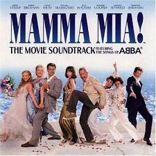 Mamma Mia The Movie Soundtrack Audio CD