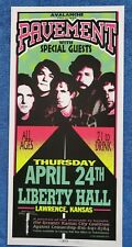 Pavement Poster - Signed By Mark Arminski