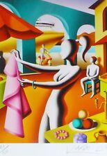 "MARK KOSTABI ""For Alfredo or Salvatore"" LIM ED HAND SIGNED URBAN ART US ARTIST"