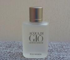 GIORGIO ARMANI Acqua Di Gio Eau De Toilette Pour Homme mini Perfume, 5ml, NEW