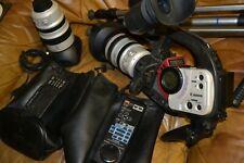 Camescope numérique miniDV Canon XL