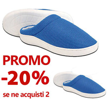 Pantofole Stepluxe Ciabatte Casa Giardino Antifatica 4 stagioni Relax Gel
