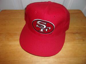 San Francisco 49ers Vintage New Era Youth Hat Cap NWOT Free Shipping!