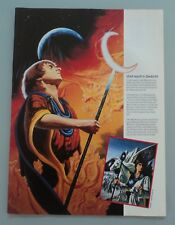 CHRIS DE BURGH  -  Clipping/Bericht aus dem Jahr 1985 - Musikzeitschrift