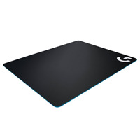 Logitech G440 Hard Gaming Mouse Pad - Black