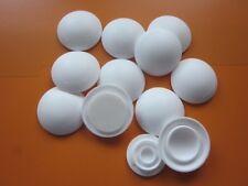 10 Türpuffer Bummsinchen 40 mm weiß selbstklebend oder z. Anschrauben-Türstopper