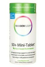 Rainbow Light 50 + Mini-Tablet - 90 Compresse
