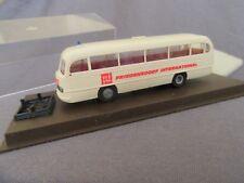 835G Brekina Bus Mercedes 0 321 Friedensdorf International Ho 1:87