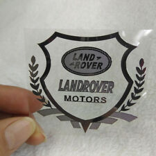 New Car Auto Window Sticker Emblem Badge Decal Accessories Fit for Land Rover