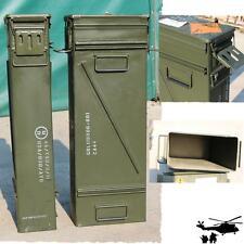 Bundeswehr Caja Caja de municiones para NOCHEVIEJA FUEGOS ARTIFICIALES Tamaño 6