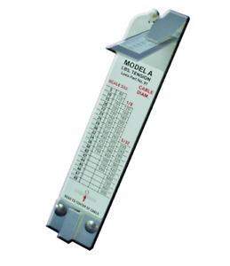 Loos standard rig tension Gauge (2.5mm - 4mm Wire) WT-L91