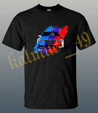 Bmw M Power Car Clothing Logo T Shirt S 3xl