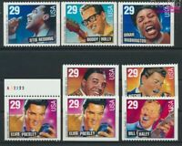 U.S. 2377E,K-2383E (complete issue) unmounted mint / never hinged 1993 (9324778
