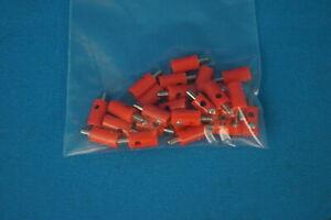Marklin Plugs Orange (male) NEW