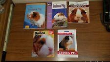 Tfh/Barrons Sb Guinea Pigs,Training Guinea Pigs Books 5 books Each or All 5