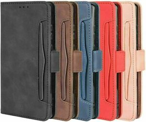 For Motorola Moto G Stylus 5G Shockproof Flip Case Magnetic Leather Wallet Cover