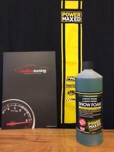 Power Maxed Snow Foam 1 litre+Free Micro fibre,Shampoo & Ultra Wax