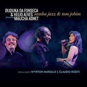 SAMBA JAZZ and TOM JOBIM - DA FONSECA DUDUKA/HELIO ALVES [CD]