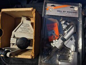 Sears Craftsman Wood Chisel Blade Sharpener + Buffalo Drill Bit Sharpener