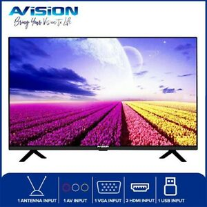Avision 32 Inch HD Ready Digital LEDTV 32K802D Free Wall Bracket