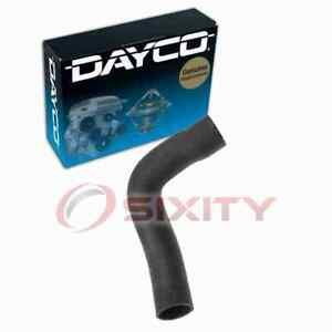 Dayco Lower Radiator Coolant Hose for 1935-1937 Chevrolet Master Deluxe hp