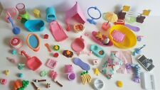 Littlest Pet Shop Accessories Lot Food Furniture and Other