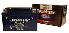 New BikeMaster TruGel Battery MG7A-BS 2 Year Warranty 2010 Aprilia SXV 550