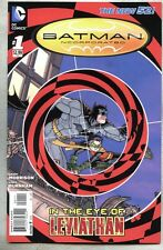 Batman Incorporated  #1-2012  nm-  STANDARD Cover Grant Morrison Levithan New 52