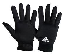 Adidas Climawarm Winter Gloves Fleece Performance Warm Soccer Black Glove BR0725