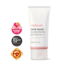 [INNISFREE] Truecare Non-nano Sunscreen SPF48 PA+++ - 50ml / korea Sun Cream