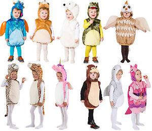 Löwe Affe Giraffe Tiger Elefant Einhorn Dinosaurier Drache Kostüm Weste Kinder