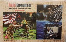 GMT - Wargame - Asia Engulfed - New unpunched and sealed - originale sigillato