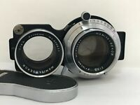 [Exc+++++] MAMIYA SEKOR 105mm f/3.5 TLR Lens for C33 C22 C330 C220 from JAPAN
