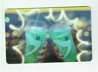 Taco Bell Gift Card - Baja Blast Cups / Cheers - No Value - I Combine Shipping