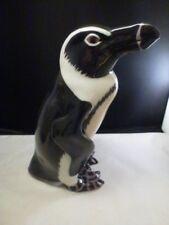 Bing and Grondahl B&G Figurine #1822 Penguin Signed By Sveistrup Madsen Rare