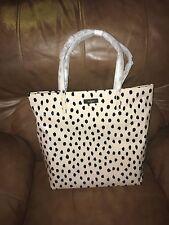 NWT Kate Spade New York Daycation Bon Shopper polka dot Tote Bag