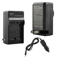 NB-4L Battery Charger for Canon PowerShot ELPH SD400 SD430 SD450 SD600 Camera