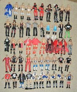 Figuras Lucha Libre Coleccionables Mattel Elite Series Primera Fila Del Ring