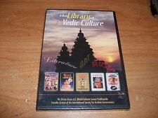 The Library Of Vedic Culture PC CD ROM  Literature Art Music Spiritual Bliss NEW