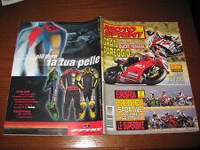 MOTOSPRINT 1998/13 TEST ITALJET DRAGSTER  CARL FOGARTY DUCATI COVER