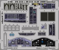 Eduard Zoom FE513 1/48 Kinetic E-2C 2000 Hawkeye