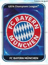 N°277 ECUSSON BADGE # BAYERN MUNCHEN UEFA CHAMPIONS LEAGUE 2011 STICKER PANINI