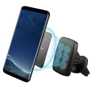 Magnetic Air Vent Car Mount Holder for Phone [Kuel H12] Spigen®