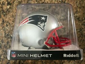 Tom Brady Autographed Mini-Helmet with Certificate of Authenticity