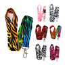 Soft Lanyard Neck Strap for ID Badge holder with Metal clip SpiriuS