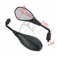 10mm Rear View Rearview Mirror Mirrors Fit For BMW F800GS F650GS F800R 2008-2011