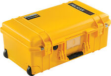 Yellow Pelican 1535 Air No Foam.  With wheels and Carry on approved.